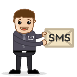 EMSsmart แจ้งสถานะพัสดุ
