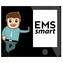กรอกข้อมูลใน EMSsmart